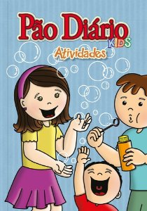 Pão Diário Kids - Livro De Atividades