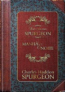 Dia A Dia Com Spurgeon - Caixa Presente: Manhã E Noite