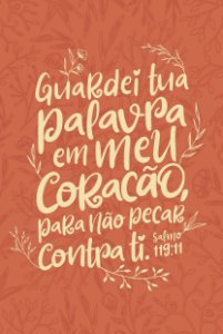 Bíblias Nvt Ln Salmo 119.11