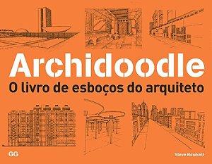 Archidoodle: O Livro De Esboços Do Arquiteto