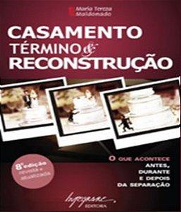CASAMENTO TERMINO E RECONSTRUCAO - 08 ED