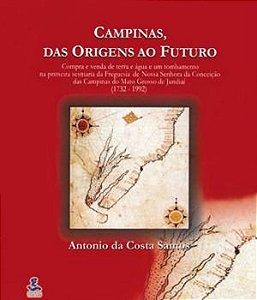 Campinas Das Origens Ao Futuro