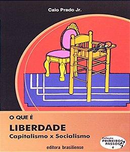 Que E Liberdade, O - Vol 06