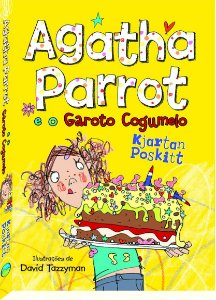 Agatha Parrot E O Garoto Cogumelo