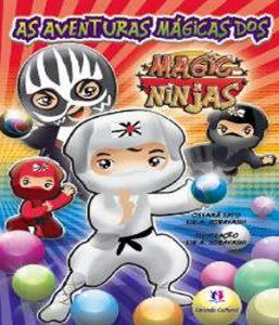 As Aventuras Mágicas Dos Magic Ninjas
