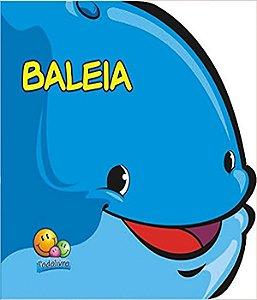Baleia - Amiguinhos Do Mar 2 - Livro De Banho