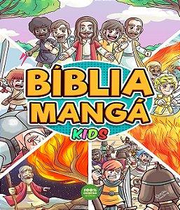 Biblia Manga - Kids