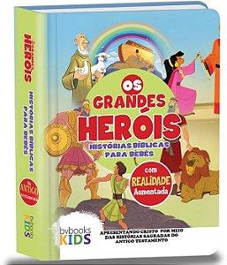 Biblia Os Grandes Herois - Historias Biblicas Para Bebes