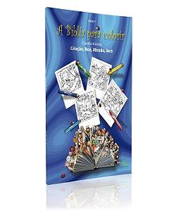 Biblia Para Colorir - Vol 01