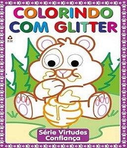 Bichinhos Fofinhos - Colorindo Com Glitter
