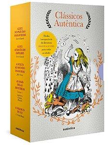 Box - Classicos Autentica - Vol 03