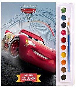Carros 3 - Aquarela Disney