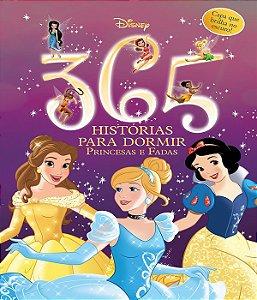 Disney - 365 Historias Para Dormir - Princesas