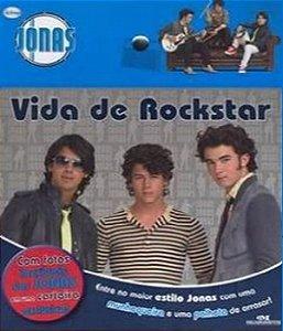 DISNEY JONAS - GUIA DO ROCKSTAR
