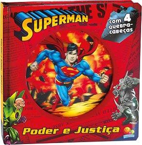 Superman - Poder e Justica