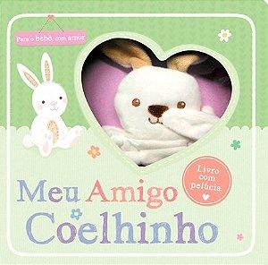 Meu Amigo Coelhinho: Livro Com PelÚcia