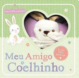 Meu Amigo Ursinho: Livro Com PelÚcia