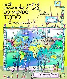 O mais sensacional atlas do mundo todo