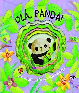 Ola, Panda - Uma Aventura de Esconde-esconde