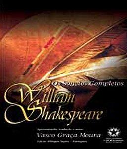 Sonetos Completos, Os - Willian Shakespeare - Edicao Luxo