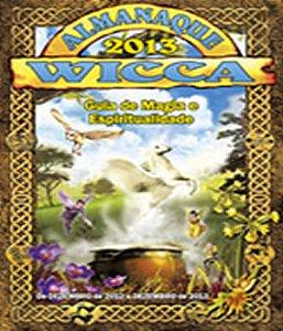 Almanaque Wicca - 2013