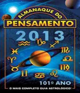 Almanaque Do Pensamento - 2013