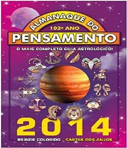 Almanaque Do Pensamento - 2014