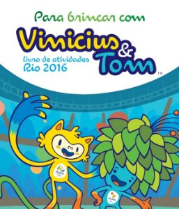 Para Brincar Com Vinicius E Tom - Livro Atividade