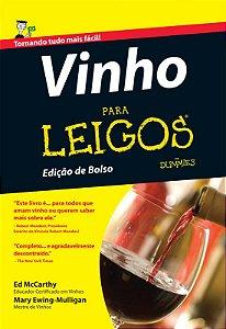 Vinho Para Leigos - Edicao De Bolso