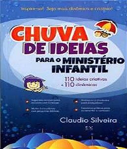 Chuva De Ideias Para O Ministerio Infantil - 02 Ed