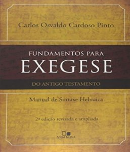 Fundamentos Para Exegese Do Antigo Testamento - 02 Ed