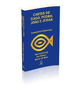 Cartas De Tiago, Pedro, Joao E Judas