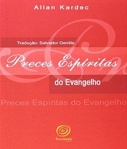 Preces espíritas do evangelho