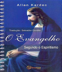 O evangelho segundo o espiritismo - normal espiral