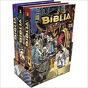 Box Especial - Biblia Kingstone
