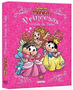 Turma da Mônica - princesas e contos de fadas