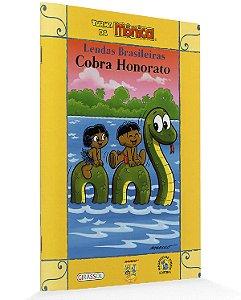 Turma da Mônica - lendas brasileiras - Cobra Honorato