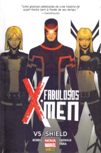 Fabulosos X-Men VS Shield