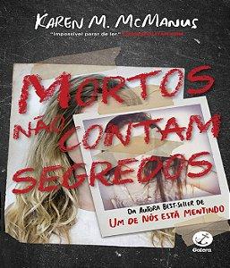 Mortos não contam segredos