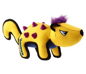 Esquilo Lona Amarelo Duraspikes Gigwi