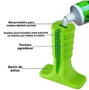 Brinquedo que Escova os Dentes