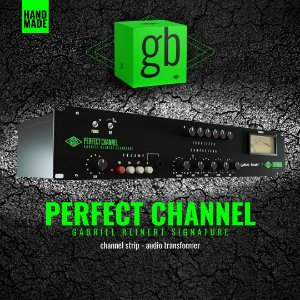 PERFECT CHANNEL - Channel Strip Gabriel Reinert Signature