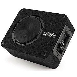 Caixa Amplificada 8 Polegadas Audison Prima APBX 8 AS