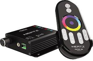 Controlador RGB com controle remoto Hertz HM RGB 1 BK