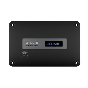 Processador de áudio 13 Canais Audison bit One HD Com DRC MP
