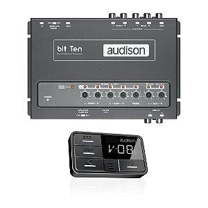 Processador de audio 5 Canais Audison bit Ten Com DRC AB