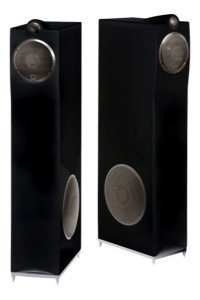 Caixa Torre 3 Vias Morel Floor Standing Octave 6 Series Preta - Par