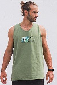 FreeSurf Camiseta Regata Logo