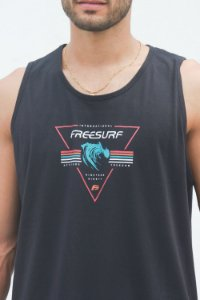 FreeSurf Camiseta Regata Wave