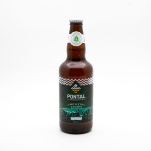 Cerveja Pontal American IPA Glúten Reduzido